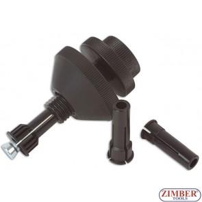 Dispozitiv universal pentru centrat ambreiaje, ZR-36UCAT - ZIMBER