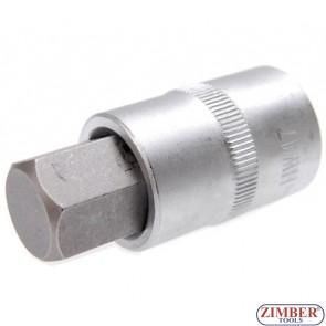 """Capete chei profil hexagonal  17х53 mm  1/2""""- BGS"""