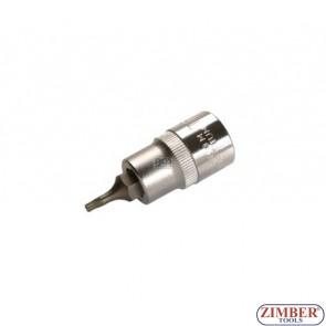"Capete profil torx 1/2"", Т20х53mm - BGS"