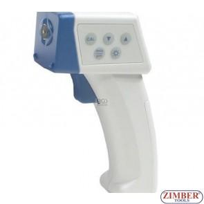 Tester pt. Masurat Grosime Vopsea DIGITAL IronMetal , ZR-36CTG02 - ZIMBER TOOLS