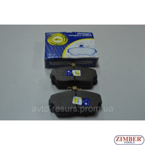 Placute frana autoutilitara  GAZelle  3105-3501080