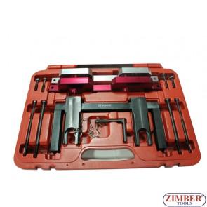 Set fixare distribuţie BMW  2.5, 3.0 - N51, N52, N53, N54, ZR-36ETTSB47- ZIMBER-TOOLS.