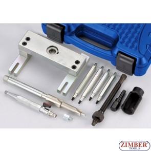 Extractor pentru injectoare motoare  Common rail BMW, ZR-36RACBICRD- ZIMBER TOOLS