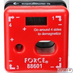 Dispozitiv pentru magnetizare și demagnetizare surubelnite - 88601-FORCE