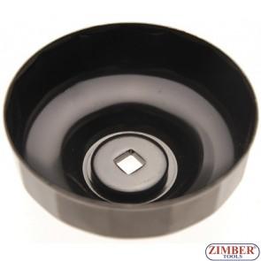 Cheie filtru de ulei 90-mm x P15, Honda Accord, Mitsubishi, Mopar, Isuzu - ZR-36OFWCT9015 - ZIMBER TOOLS.