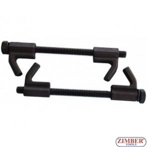 Presa pentru arcuri de suspensii  deschidere maxima 200mm - ZIMBER