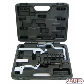Set fixare distributie  BMW MINI, PSA, CITROEN, PEUGEOT, ZR-36ETTS133  - ZIMBER TOOLS