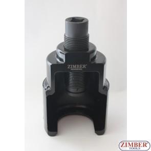 Presa Cap de Bara Camioane/Brat directie - Benz Actros & MAN 414 (Dr. 3/4,42mm)  ZR-36BAPAP42 - ZIMBER-TOOLS.