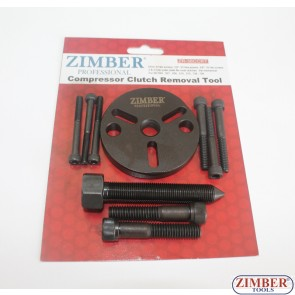 Presa pentru demontare compresor aer conditionat - ZT-04D1026 SMANN - TOOLS