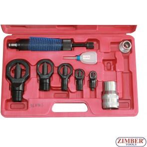 Set piston hidraulic pentru taiat piulite, ZR-36HNS - ZIMBER TOOLS