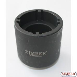 """Tubulara  pentru Transmisia MAN 3/4""""Dr.x53,5mm (ZR-36MTTS53) - ZIMBER-TOOLS"""