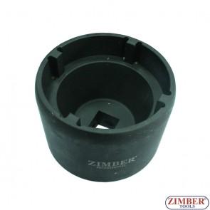 Cheie tubulara speciala pentru transmisie Scania 58mm.ZR-36TSS- ZIMBER TOOLS.