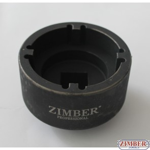 Tubulara 3/4 pentru demontarea rulment ventalator la motoare camioane Volvo (ZR-36VTFBBS) - ZIMBER-TOOLS