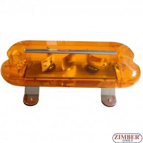 Rampa luminoasa - Girofar Magnetic  24V - 60-cm