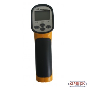 Termometru Digital,ZR-38IF - ZIMBER - TOOLS.