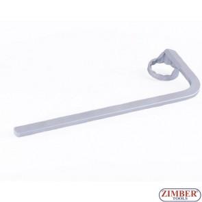 Cheie filtru de ulei pentru cuplaje Haldex, AUDI-TT, VW Bora, GolfIV, Sharan, Skoda-Octavia ZB-1048 - BGS technic