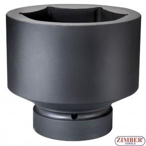 "Tubulare de IMPACT  1""  130 - mm, cu 6 pereti, ZR-08IS8130M - ZIMBER-TOOLS"