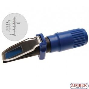 Refractometru pentru lichide - ZIMBER