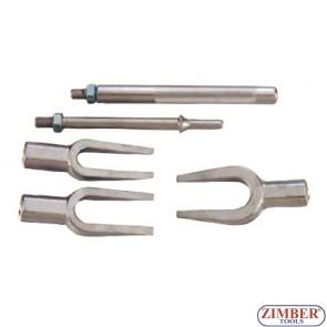 Set de extractoare pentru pivoti (rotule) - FORCE