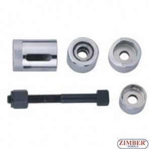 Dispozitiv de extragere şi montare bucşi braţ inferior MERCEDES  W140, 124, 201, 202, 129, 210. - ZIMBER