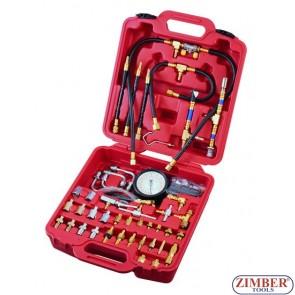 Tester presiune injectie BENZINA (0.03-8 bar) ZR-36GEIPTS - ZIMBER-TOOLS