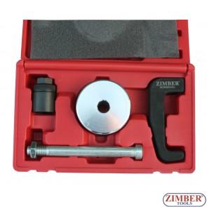 Extractor injectore Bosch/Common Rail - ZIMBER