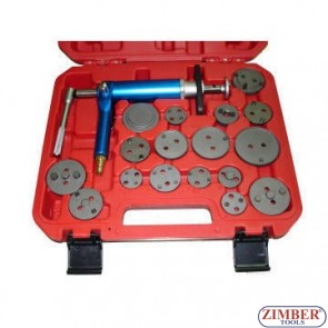 Set piston etrier frana (PNEUMATIC) 18 buc, ZR-36APB  - ZIMBER-TOOLS