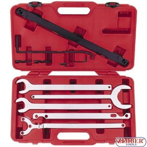Set chei speciale pentru aerisire sisteme de racire  Mercedes, BMW, Ford, ZR-36FC  -ZIMBER-TOOLS