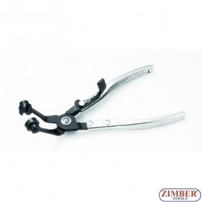 Cleste colier 45° L-220.mm -62522- FORCE