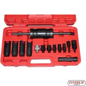 Trusa universala pentru scos injectoare Bosch Delphi Denso Siemens - ZK-881
