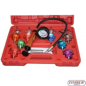 Trusă verificare sistem de răcire - ZK-932