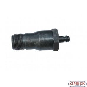 Adaptor pentru compresmetru diesel - M22X1.5 / 73-mm