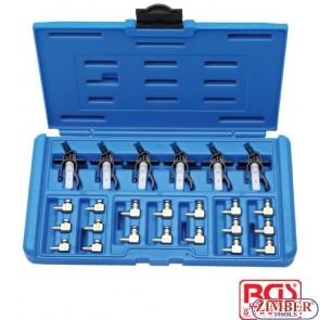 Set adaptoare tester debit injectoare common rail - BGS-8103