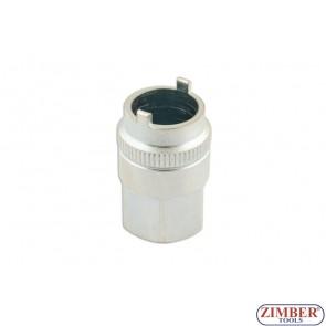 Cheie cu cep pentru șuruburile amortizorulu 12.6 x 2.6 - MERCEDES - ZIMBER.