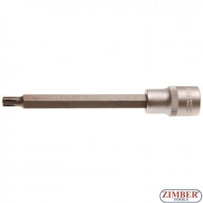 "Bit Ribe M7, lungime 140mm, antrenare cu tubulara 1/2"" - 4234 - BGS technic."