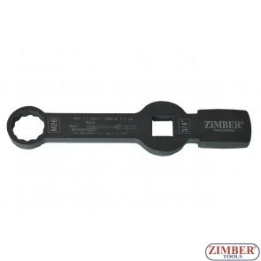Cheie inelara M26 impact pentru etrier camioane DAF M26- DAF XF95/XF105/XF- ZR-36BWM26 - ZIMBER TOOLS