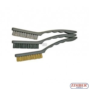 SET PERII SIRMA 3 RINDURI  225 mm  (3079) - BGS technic
