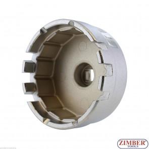 "Cheie filtre ulei motoare Toyota 1.8 & 2.0l 4 cyli. 3/8"" - ZR-36TOFW - ZIMBER TOOLS."