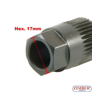cheie-pentru-montat-demontat-alternator-n17h33th30-mm-vw-audi-zr-36aw1733-zimber-scule