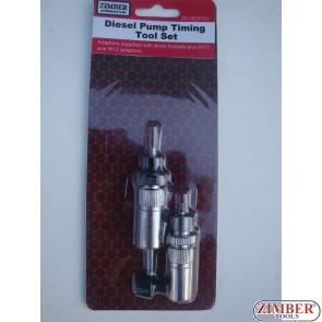 Dispozitiv reglare avans pentru motoare diesel, Bosch VE Diesel, VW, Audi, ZR-36DPT01 - ZIMBER TOOLS