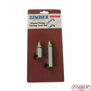 Dispozitiv reglare avans pentru motoare diesel BOSCH, ZR-36DPT - ZIMBER TOOLS