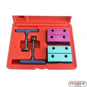 Set reglaj distributie  Twin Spark ALFA ROMEO - 1.4 1.6 1.8 2.0 L 16V, ZR-36ETTS37 - ZIMBER-TOOLS.