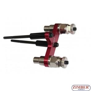 Extractor injectoare BMW N20 si N55 motoare benzina cu injectie directa - ZR-36ETTSB67 - ZIMBER TOOLS.