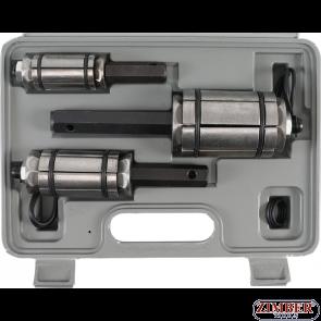 Set dispozitive pentru largit teava de esapament -124- 98152 - BGS technic.