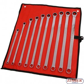 Set de chei inelare extralungi 8-10-12-13-14-15-16-17-18-19mm. 10-piese, 4465- NEILSEN- SCULE