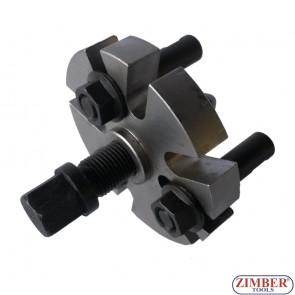 Presa universala cu 3 brate pentru fulii de axe cu came si arbore cotit - ZT-04A2240 - SMANN TOOLS.