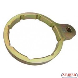 Cheie filtru de ulei FUSO 109mm, ZR-36OMSWF109 - ZIMBER TOOLS