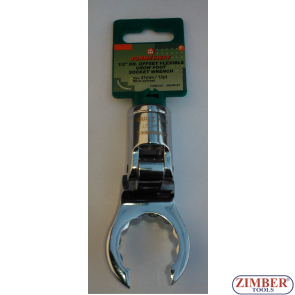 """Cheie Conducte Combustibil 21-mm, 1/2"""" Special pt. W24R121 - JONNESWAY."""