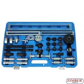 Trusa hidraulica pentru demontare injectoare - ZT-04A3117 - SMANN TOOLS.