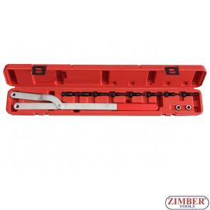 Cheie pentru fulii , pinioane universala 40 - 220 mm -ZT-04A4043 - SMANN TOOLS.